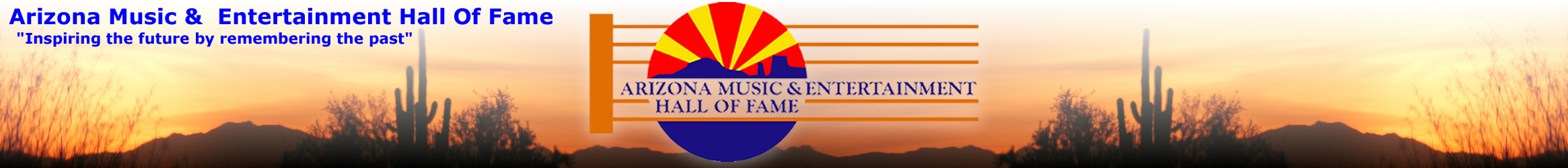 Arizona Music & Entertainment Hall Of Fame